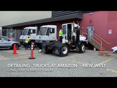 Detailing Amazon Trucks by Team D&V
