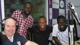 Michael A Potter Citi FM Ghana 27TH JAN 2017 (Part 1)