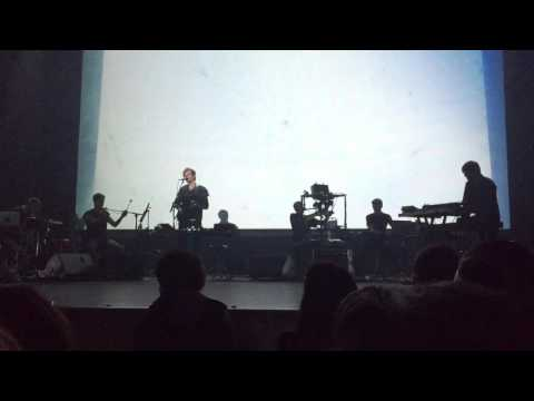 Apparat Lighton live BOZAR '15