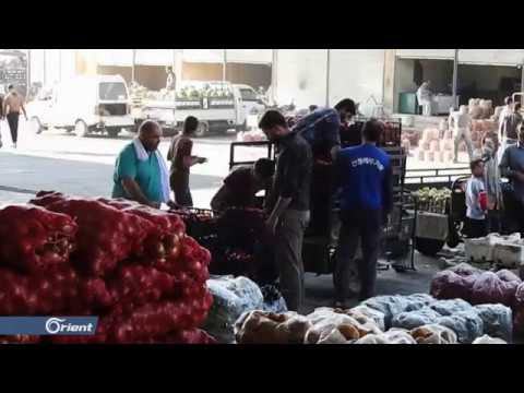 مكاتب الصرافة ومحلات المجوهرات تعلن عن إضراب واسع في مدينة الباب - سوريا  - 01:00-2019 / 4 / 19