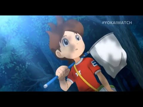 yokai watch trailer at e3 2015 youtube. Black Bedroom Furniture Sets. Home Design Ideas