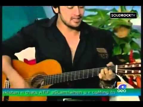 Atif Aslam Live   Tere Bin   Acoustic Unplugged