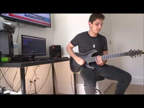 The Amity Affliction   This Could Be Heartbreak   GUITAR COVER FULL (NEW SONG 2016) HD