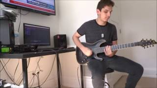 The Amity Affliction | This Could Be Heartbreak | GUITAR COVER FULL (NEW SONG 2016) HD