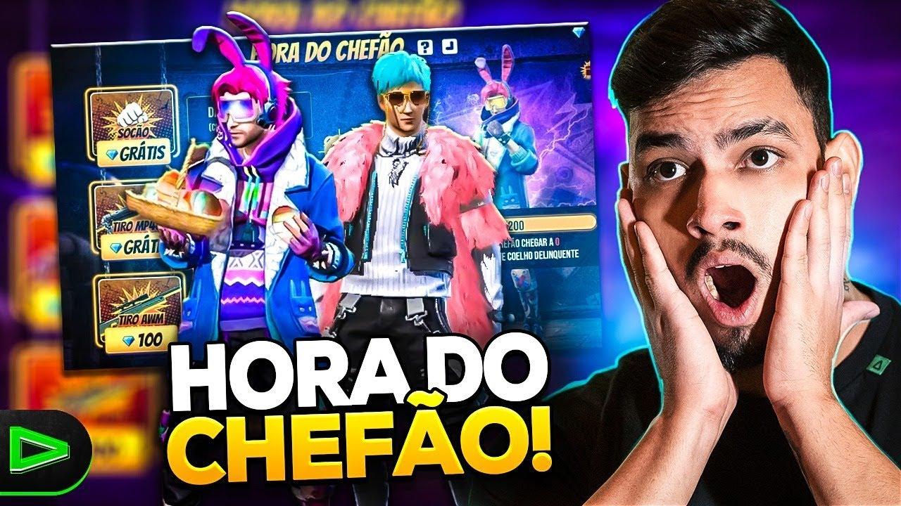 💚 NOVO EVENTO CHEFAO?!💚RANQUEADA RUMO AO MESTRE!! 💚 🔴 FREE FIRE - AO VIVO 💚 LOUD JJORDAN