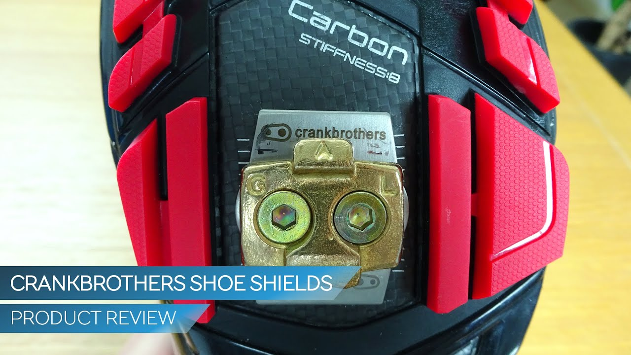 a9a9d71c3 Crankbrothers Shoe Shields Review - YouTube