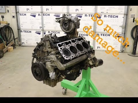 6.6L Duramax Disassembly