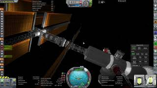 Rocket Science - Design Reference and Propellant-Only Docking Port