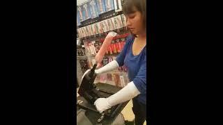 Секс-машина Пушка - автоматическая