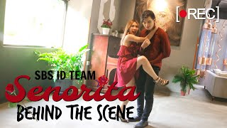 Gambar cover [Behind The Scene] SEÑORITA REMIX DANCE MV By Natya & Rendy