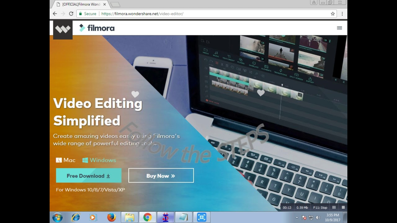 filmora software free download full version with crack