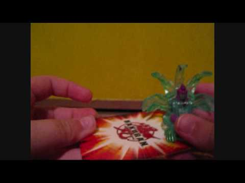 Bakugan Shun's Evolution Pack Unboxing!