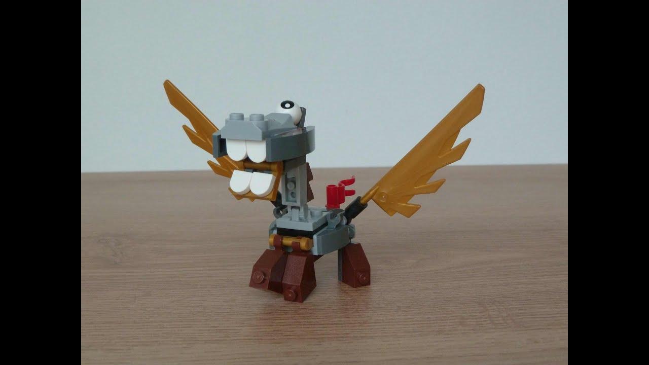Lego Mixels Max Instructions Series 8