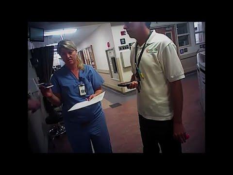 Salt Lake City Nurse: 'Cop Bullied Me'