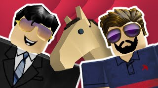 Roblox | Horse Valley | Ben and Dad