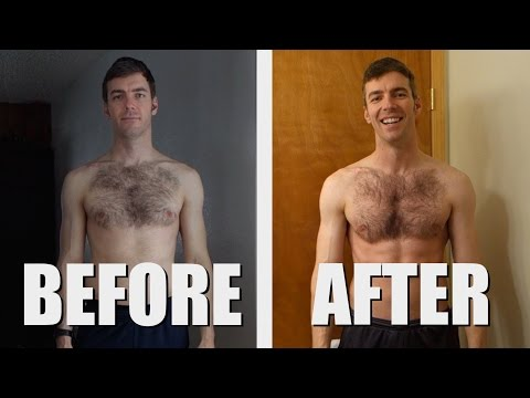 1 Month BODY TRANSFORMATION - [Living In Alaska 280]
