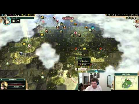 Civilization 5 - The Early Game