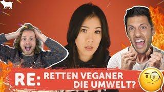 RE: Retten Veganer die Umwelt? (maiLab)