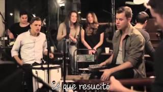 Zion Acoustic Sessions -- Love is War (Amor que Lucha) -- Hillsong UNITED [Sub. Español]
