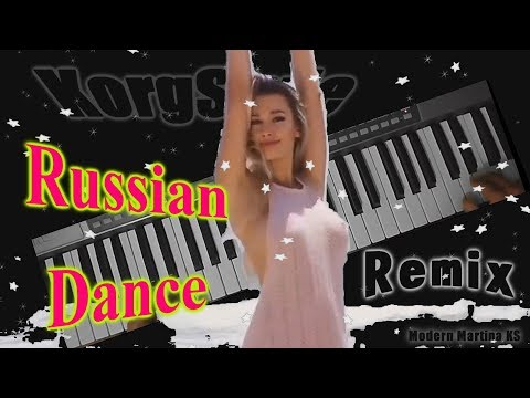 Modern Martina & KS- RussianDance (Korg Pa 900) Remastering DLMusic