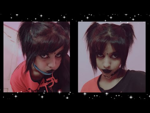 how-i-do-my-hair!-goth/grunge-hair-tutorial-(whatever-lol)-|-short-hair