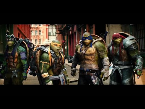 "TMNT 2016: Music Video ""Turtle Power"" Song By CD9"