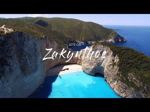 Zakynthos 2017 Complete Movie (Drone)