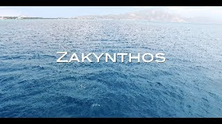 Zakynthos 2017 Complete Movie (Drone)