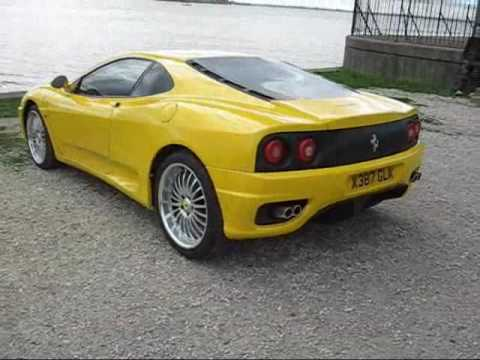 REPLICA FERRARI - YouTube