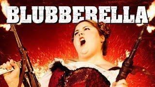 Блюбарелла Супервумен (фантастика, комедия) кино онлайн