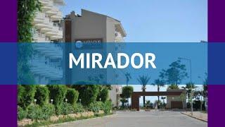 MIRADOR 4* Турция Алания обзор – отель МИРАДОР 4* Алания видео обзор