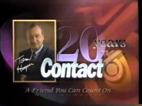 WITI TV6  Tom Hooper 20 Year Congratulations 5sec 1993