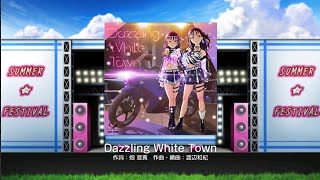 Love live school idol festival dazzling white town (expert) full combo gameplay.