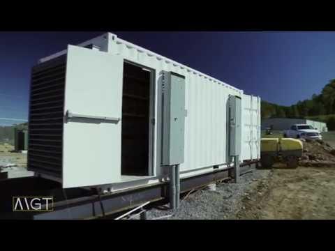 MGT Bitcoin Mining LaFayette Georgia Facility Update