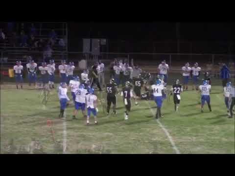 Northampton D1 highlights vs Colonel Richardson High School