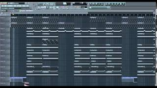 tutorial how to make a 808 mafia type beat   fl studio simple 2015