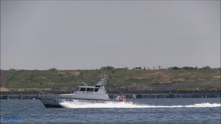 Patrol boat: Isokaze class,CL 02 Hayakaze (Japan Coast Guard)  いそかぜ型巡視艇 CL02「はやかぜ」海上保安庁