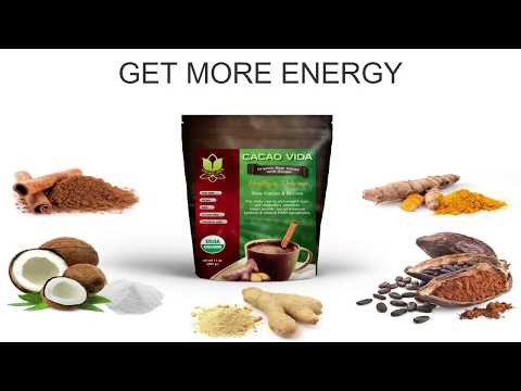 Best Raw Organic Cacao Powder Mix for Sale Online