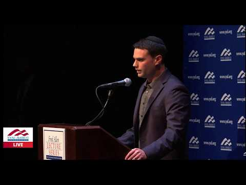 Ben Rocks: Full Ben Shapiro Berkeley Speech Including Q & A