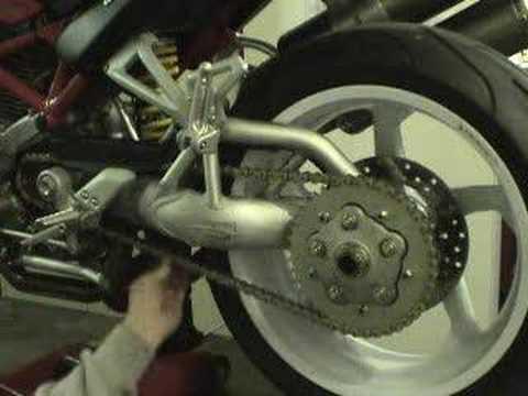 Ducati Chain Tool