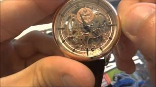 Прозрачные часы скелетоны Vacheron Constantin(Механические часы Скелетон марки Vacheron Constantin - классическая мужская модель, которая подойдёт практически..., 2014-12-15T16:10:31.000Z)