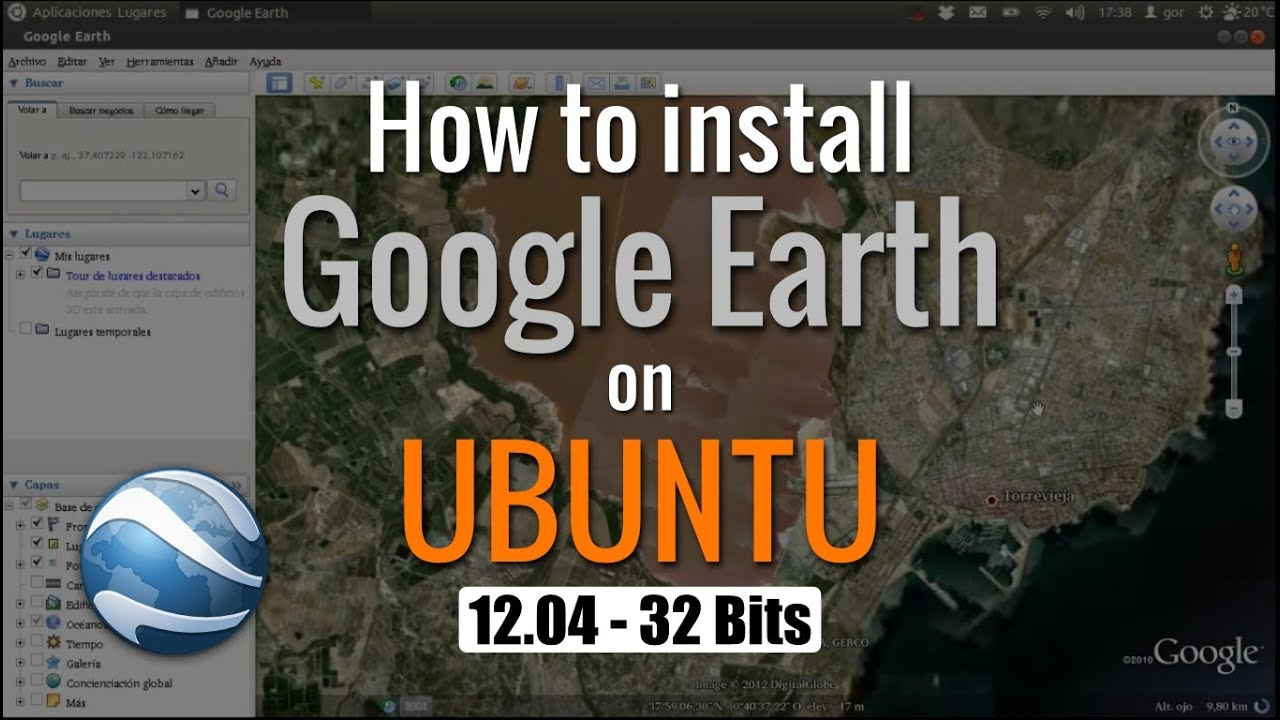 Download Google Earth For Free - High Resolution Satellite Images