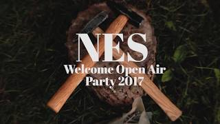 NES Welcome Open Air Party 2017