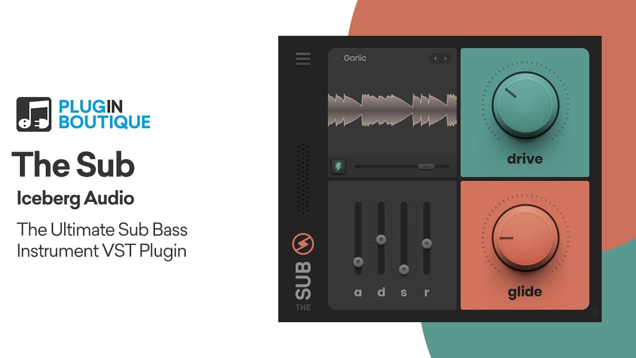 The Sub by Iceberg Audio | The Ultimate Sub Bass Instrument VST Plugin