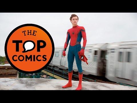 Análisis trailer Spider-Man Homecoming