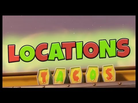 Fortnite: Taco Shop Locations (Visit Different Taco Shops In A Single Match)