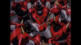 Shin Getter Robo  Armageddon Episode 1 English
