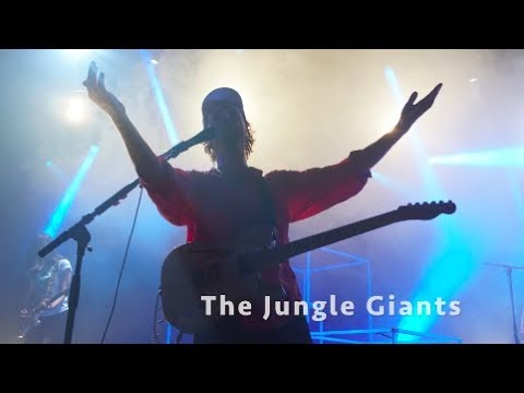 • The Jungle Giants | Evan Klar | Alice Ivy - Concert Vlog • Melbourne 2018