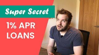 The Secret Approach To Get Tremendous Low cost Loans (UK) [less than 1% APR] thumbnail