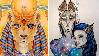Инопланетяне с СИРИУСА: ПАСКАТЫ, Кошачьи, КОШКИ (Часть 2)